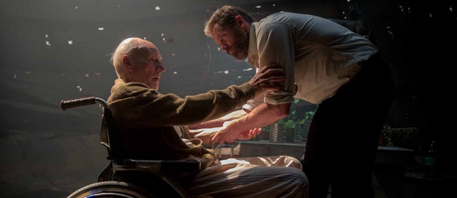 Logan and Charles Xavier's relationship