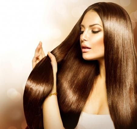 HOW TO TAKE CARE OF LONG HAIR AT HOME