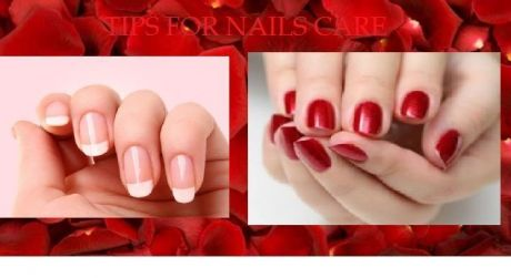 HOW TO GROW LONG & STRONG NAILS..........