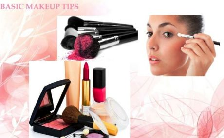 Basic tips for daily makeup