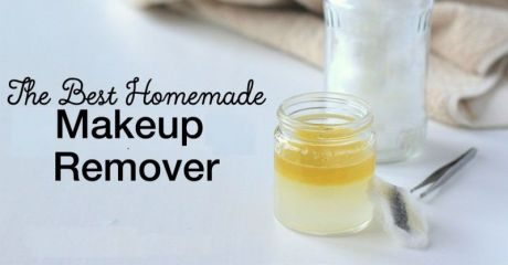 BEST NATURAL MAKEUP REMOVER