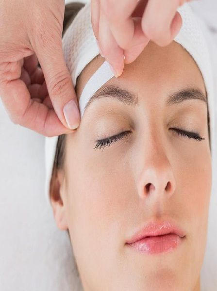 All About Waxing Your Face