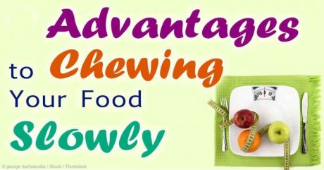 THE BENEFITS OF SLOW EATING