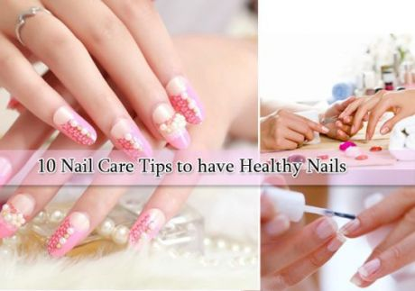 Tips for Healthy Nail Care