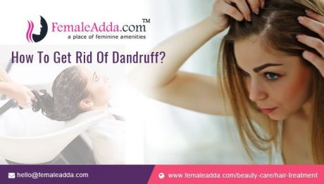How to Get Rid Of Dandruff | Hair Treatment | Hair Care Tips