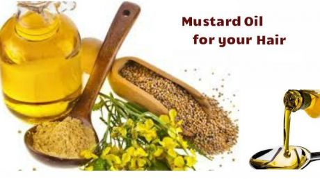 BENEFITS OF MUSTARD OIL FOR HAIR