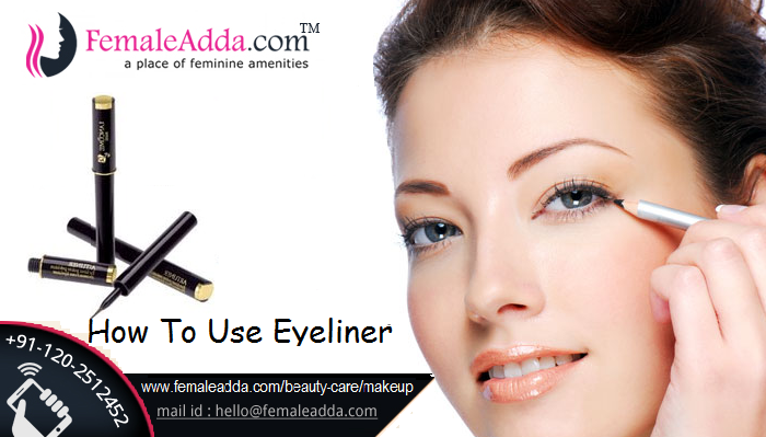 How to Use Eyeliner | How to Apply Eyeliner Perfectly