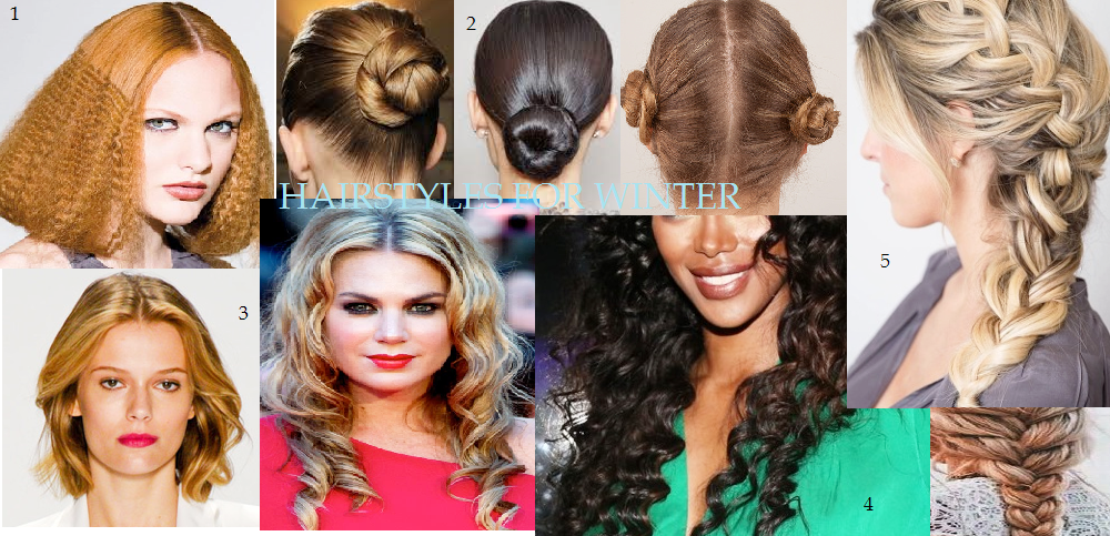 Trendy and Gorgeous Hairstyles for winter