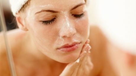 FACE SCRUB — FOR YOUTHFUL & GLOWING SKIN