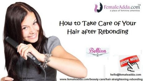 How to Take Care of Your Hair after Rebonding | Beauty India 2017