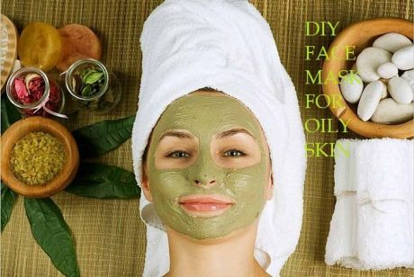 Homemade Face Mask for Oily Skin