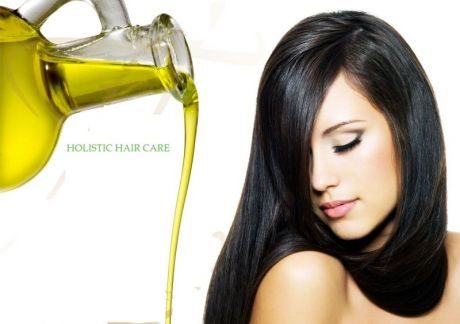 Holistic Hair Care for Healthy and Shining Hair